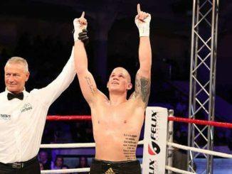 Kis Máté boksz bajnok