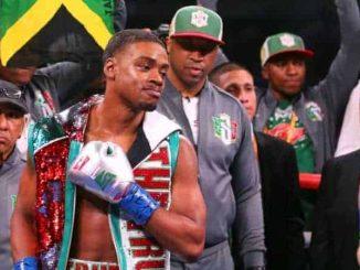 Errol Spence Jr. egyhangú pontozással legyőzte Mikey Garciat legyőzte Mikey