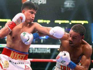 Mickey Garcia és Errol Spence Jr. mérkőzés