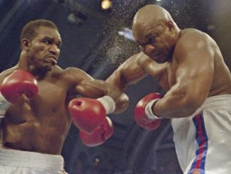 1991. 04. 19. Holyfield - Foreman csata