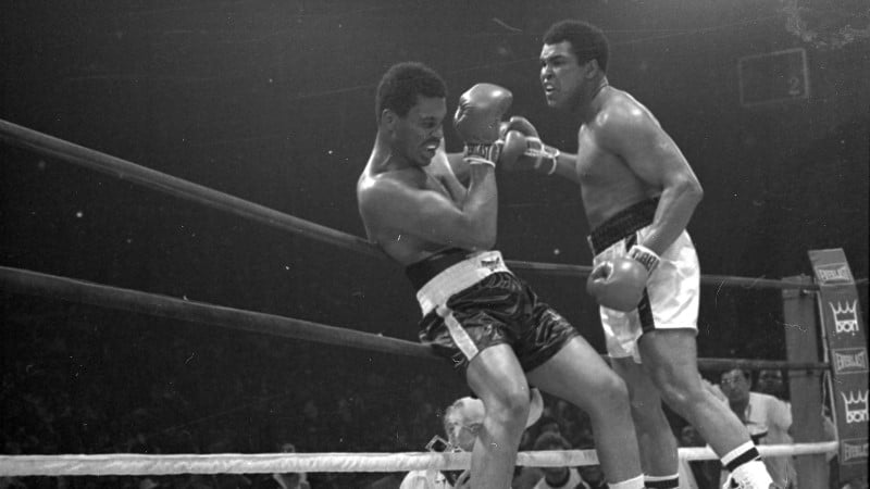 Jimmy Young - Muhammad Ali